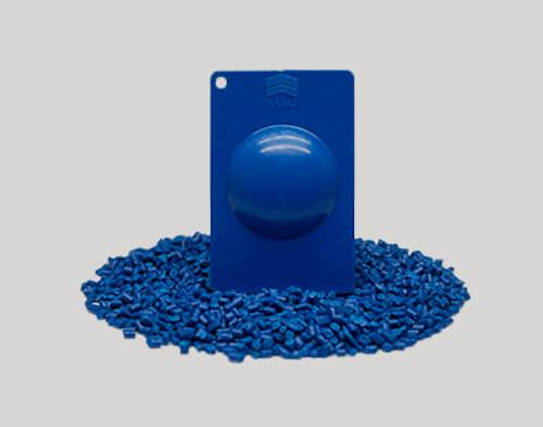 PLAST BLUE