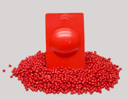 PLAST RED